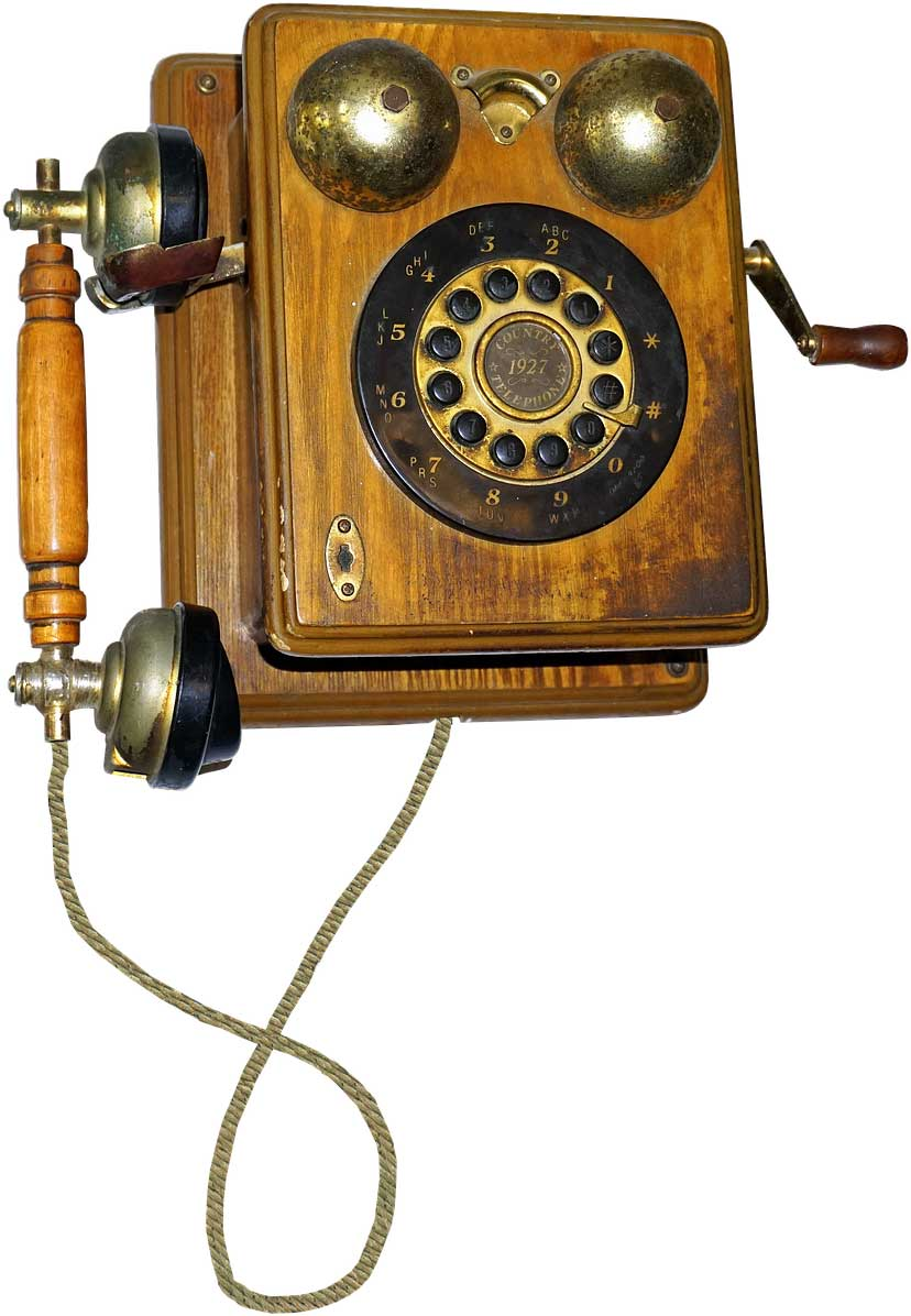 analoges Telefon