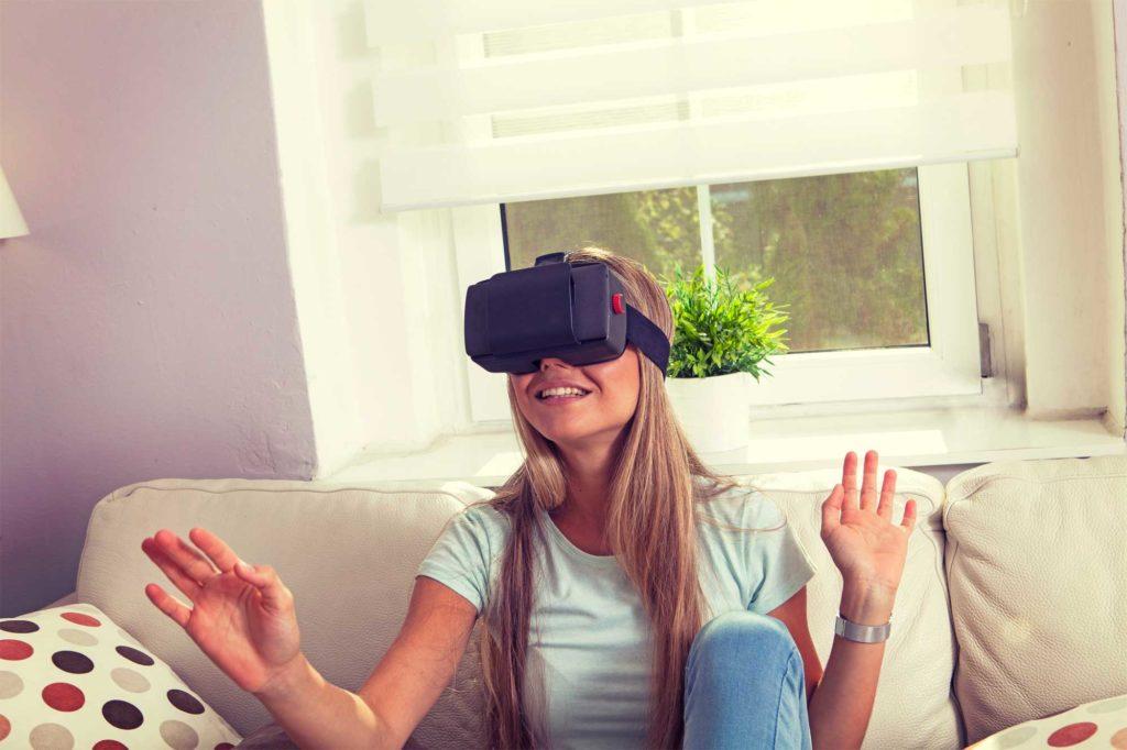 Virtuelle Realität und die Digitalisierung