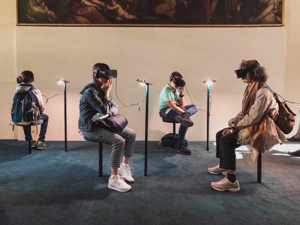 VR - soziale Realität